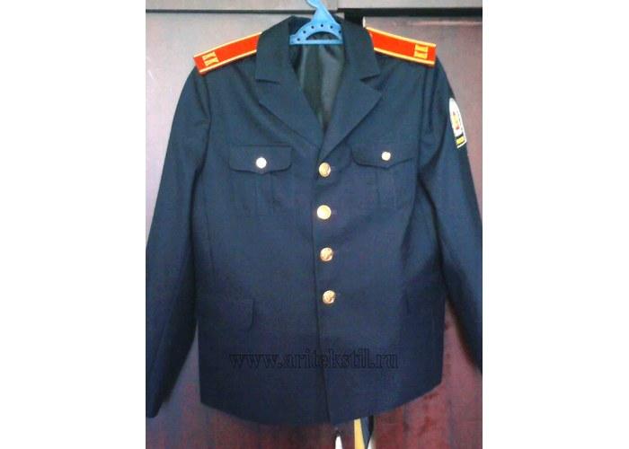 Камуфляжная форма для кадетов зимняя